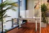 Absorber-Stellwände + /-Tischaufsatz Wabe