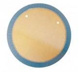 Absorber-Kreise Stoff