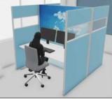 Absorber-Stellwände DR/LB und Absorber-Tischaufsatzelemente