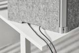 Absorber-Tischaufsatz faltbar PET G19