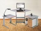 Steh-Sitz-Arbeitstisch CHANGE 50
