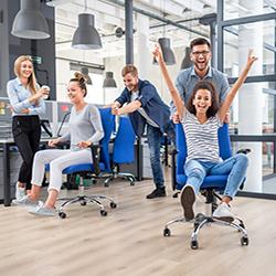 ORG-DELTA: Fühlen Sie sich wohl an Ihrem Arbeitsplatz?
